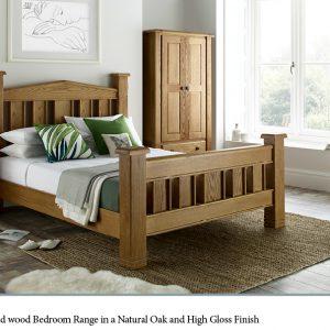 Vermont bedroom range set shot